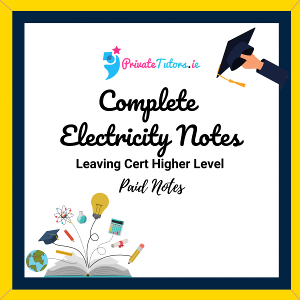 Complete Electricity Notes
