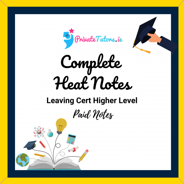 Complete Heat Notes