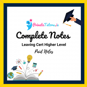 Complete Notes without Experiments | Chemistry