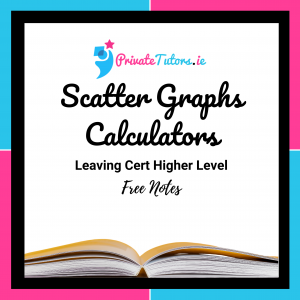 Scatter Graphs and Calculators | Maths