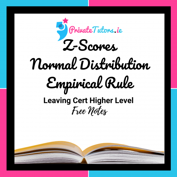 Z-Scores and Empirical Rule | Maths